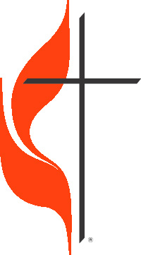 Cross & Flame Logo